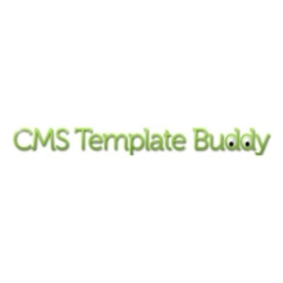 CMS Template Buddy Voucher Codes, Discounts & Promo Codes