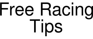 Free Racing Tips Discount Vouchers, Discount Codes & Promo Codes
