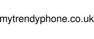 MyTrendyPhone Voucher Codes, Promos & Promo Codes