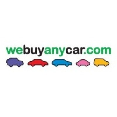 We Buy Any Car Voucher Codes, Discount Codes & Promo Codes